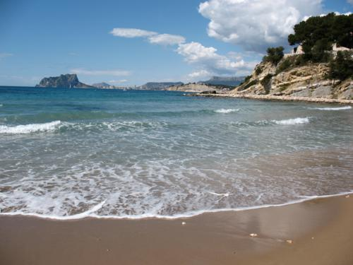 plateges beach