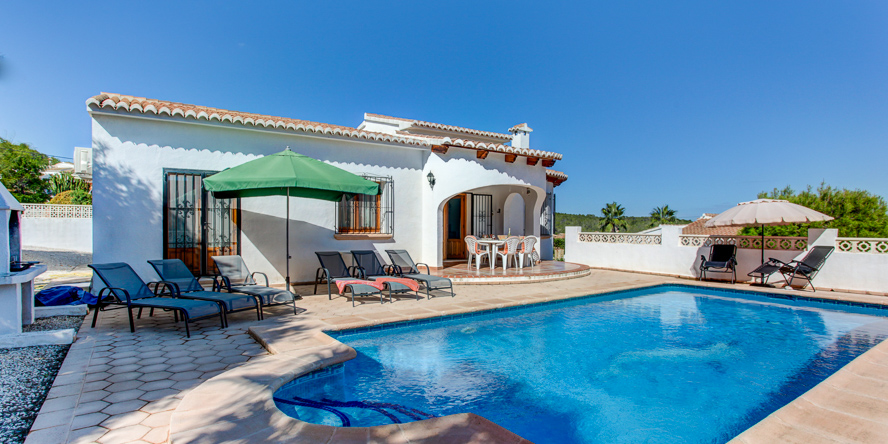 Villa Los Pitufos