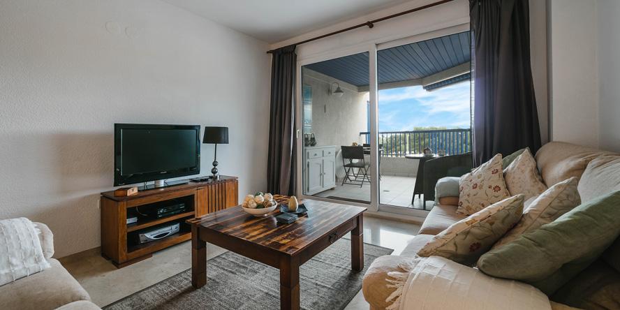 Apartment Moraira La Paz